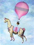Flying Llama