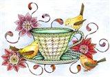 Afternoon Tea & Tweets