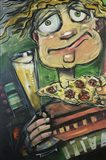 Pete Pilsner Pizza