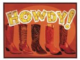 Howdy Boots