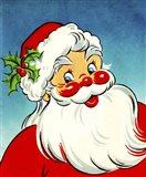 Santas Red Cheeks