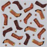 Cowboy Boot Toss