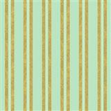 Golden Mint Stripes 2