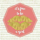 Its Fun To Be A Girl