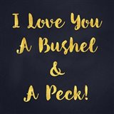 Bushel-Peck
