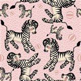 Cute Zebra Pattern