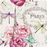 Paris Flower Market Pattern