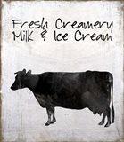 Fresh Creamery Milk & Ice Cream