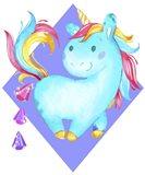 Unicorns Poop Crystals II