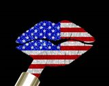 Patriotic Lips I