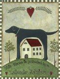 Primitive Labrador 2