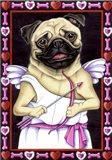 Pug Cupid