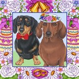 Wedding Dachsunds