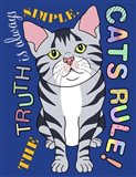 Tabby Cat Graphic Style