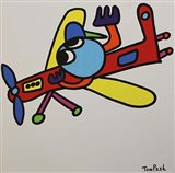 Mr. TonTon Airplane