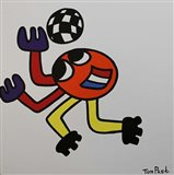 Mr. TonTon WK Football Soccer