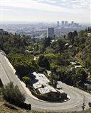Overlooking LA