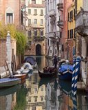 Traditional Gondolier