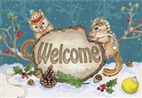 Woodland Welcome