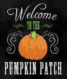 Welcome Pumpkin Patch