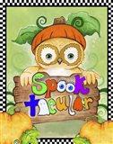 Spooktacular Owl