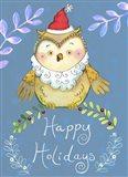 Santa Owl