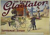 Les Cycles Gladiator Suppriment L'Effort
