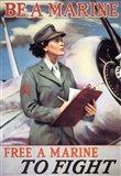 Woman Marines