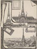 Plans Paris Exposition