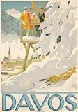 Davos Skiing