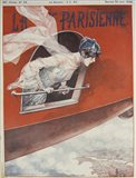 Artdeco Airplane Lavie Parisienne