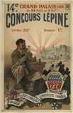 Concours Lepine 1910