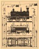 Locomotive Blueprint