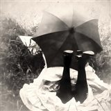 Parasol Girl