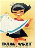 Tablecloth Girl