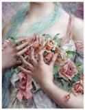 Emile Vernon - The Rose Girl