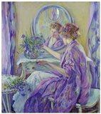 Purple Boudoir