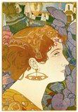 Georges de Feure Profil de Femme