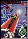 Journey To Mars Russian Constructivist