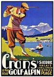 Crans Golf Alpin