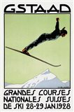Gstaad Grandes Courses 1928