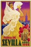 Feria De Sevilla 1955