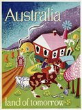 Australia Land of Tomorrow