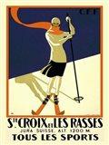 Ste. Croix et Les Rasses