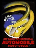Automobile Geneve 1936