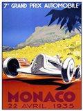 Prix Automobile Monaco 1935