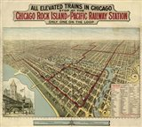 The Chicago El 1897