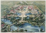 Pan-American Exposition, Buffalo Ny 1901