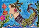 Big Diva Mermaid With Heart