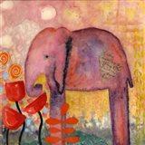Flower Monger Elephant